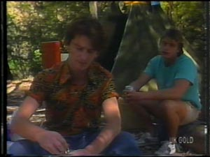 Danny Ramsay, Shane Ramsay in Neighbours Episode 0013