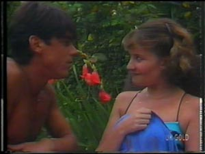 Peter Kirk, Julie Robinson in Neighbours Episode 0015