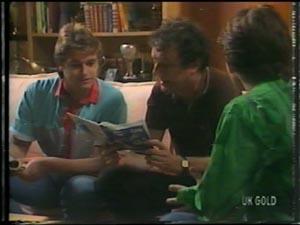 Shane Ramsay, Max Ramsay, Danny Ramsay in Neighbours Episode 0015
