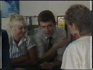 Des Clarke, Daphne Lawrence in Neighbours Episode 0016