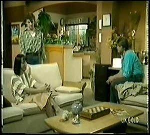 Maria Ramsay, Danny Ramsay, Shane Ramsay in Neighbours Episode 0065