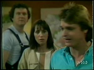 Max Ramsay, Maria Ramsay, Shane Ramsay in Neighbours Episode 0066