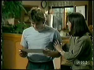 Shane Ramsay, Maria Ramsay in Neighbours Episode 0067