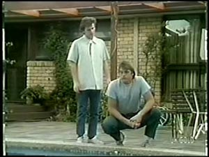 Danny Ramsay, Shane Ramsay in Neighbours Episode 0067
