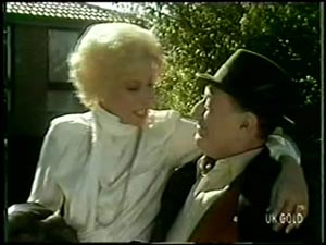 Margaret Haywood, Harry Henderson in Neighbours Episode 0068