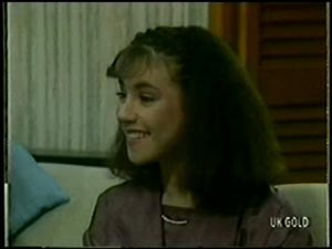 Gloria Slater in Neighbours Episode 0068
