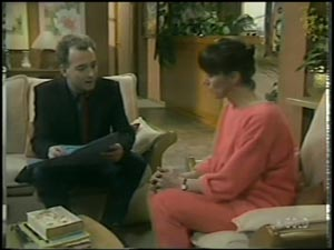Richard Morrison, Maria Ramsay in Neighbours Episode 0097