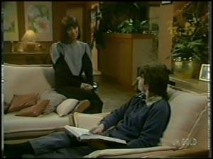 Maria Ramsay, Danny Ramsay in Neighbours Episode 0097