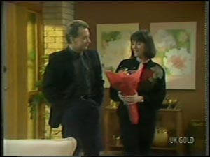 Richard Morrison, Maria Ramsay in Neighbours Episode 0098
