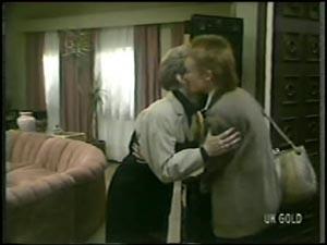 Eileen Clarke, Joan Langdon in Neighbours Episode 0098