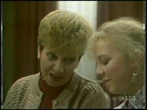 Eileen Clarke, Terry Inglis in Neighbours Episode 0100