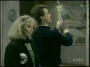 Terry Inglis, Paul Robinson in Neighbours Episode 0100
