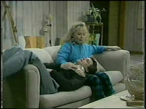 Terry Inglis, Paul Robinson in Neighbours Episode 0101