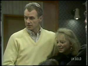 Jim Robinson, Terry Inglis in Neighbours Episode 0101