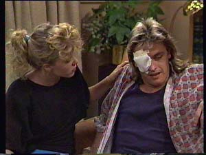 Charlene Mitchell, Shane Ramsay in Neighbours Episode 0409