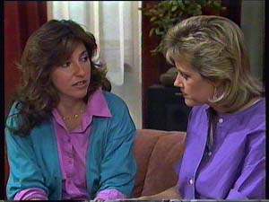 Susan Cole, Daphne Clarke in Neighbours Episode 0410
