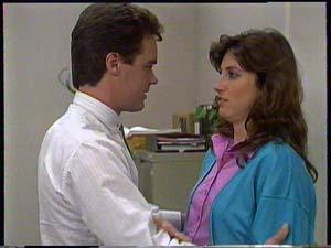 Paul Robinson, Susan Cole in Neighbours Episode 0410