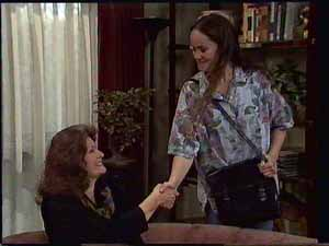 Matron Mercer, Kelly Morgan in Neighbours Episode 0413