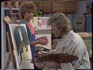 Madge Bishop, Helen Daniels in Neighbours Episode 0414