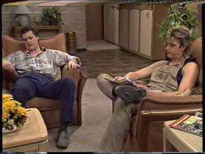 Shane Ramsay, Paul Robinson in Neighbours Episode 0414