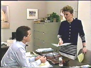 Gail Robinson, Paul Robinson in Neighbours Episode 0578