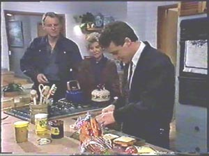 Jim Robinson, Helen Daniels, Paul Robinson in Neighbours Episode 0581