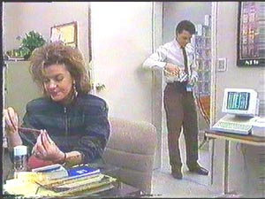 Gail Robinson, Paul Robinson in Neighbours Episode 0583