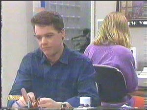 Paul Robinson, Jane Harris in Neighbours Episode 0583