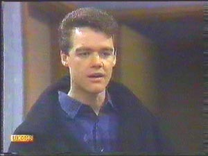 Paul Robinson in Neighbours Episode 0584