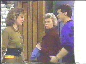 Gail Robinson, Helen Daniels, Paul Robinson in Neighbours Episode 0584