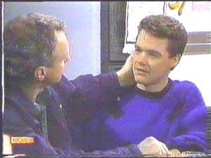 Jim Robinson, Paul Robinson in Neighbours Episode 0584