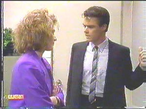 Gail Robinson, Paul Robinson in Neighbours Episode 0588