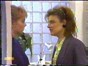 Jane Harris, Gail Robinson in Neighbours Episode 0592