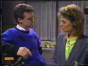 Paul Robinson, Gail Robinson in Neighbours Episode 0592