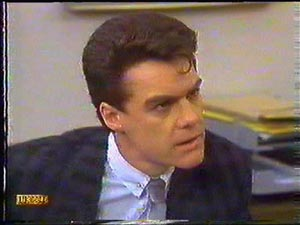 Paul Robinson in Neighbours Episode 0592