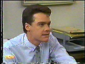 Paul Robinson in Neighbours Episode 0593