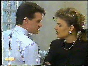 Paul Robinson, Gail Robinson in Neighbours Episode 0593