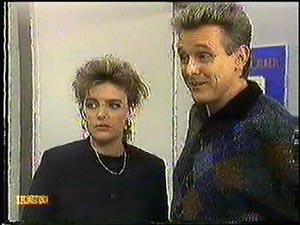 Gail Robinson, Glen Matheson in Neighbours Episode 0593