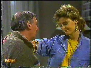 Rob Lewis, Gail Robinson in Neighbours Episode 0594
