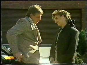 Glen Matheson, Gail Robinson in Neighbours Episode 0597