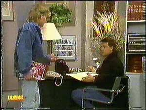 Scott Robinson, Paul Robinson in Neighbours Episode 0597
