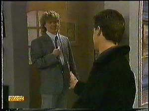 Henry Ramsay, Paul Robinson in Neighbours Episode 0597