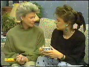 Gail Robinson, Helen Daniels in Neighbours Episode 0597