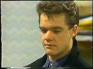 Paul Robinson in Neighbours Episode 0597
