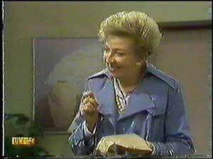 Eileen Clarke in Neighbours Episode 0599