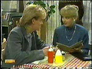 Scott Robinson, Jane Harris in Neighbours Episode 0600
