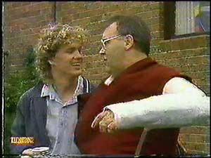 Henry Ramsay, Harold Bishop in Neighbours Episode 0600