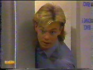Scott Robinson in Neighbours Episode 0601