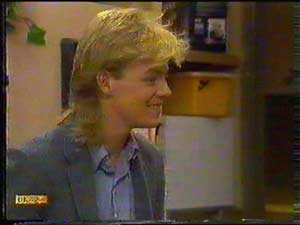 Scott Robinson in Neighbours Episode 0602
