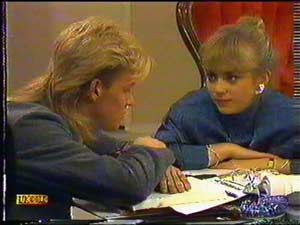 Scott Robinson, Jane Harris in Neighbours Episode 0602
